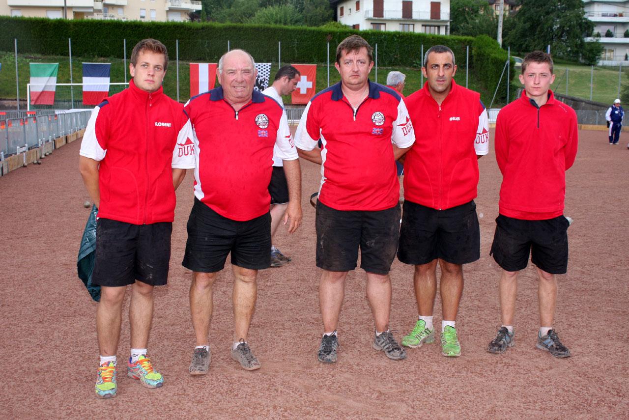 Deuxième division