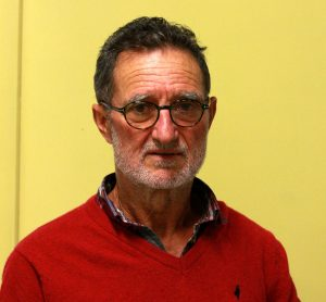 Robert Bossy, président du secteur