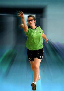 Olivia Four, sportive accomplie