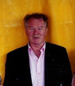 Maurice Vocanson alors qu'il était encore président du CBD, en 1997