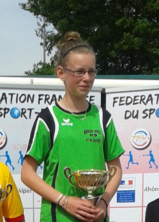 Championnats de France de combiné en moins de 15 ans et moins de 18 ans