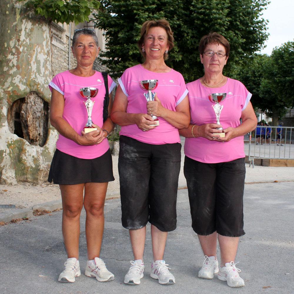 Féminines 3ème et 4ème divisions
