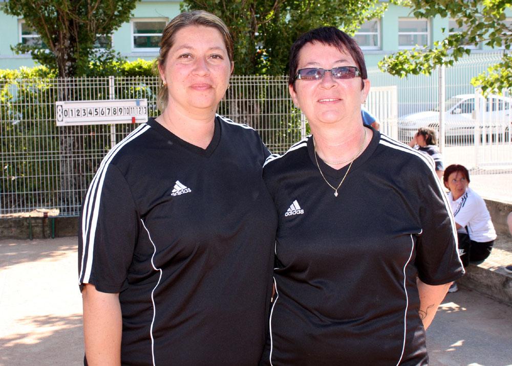 Féminines 2ème et 3ème divisions (2 qualifiés)