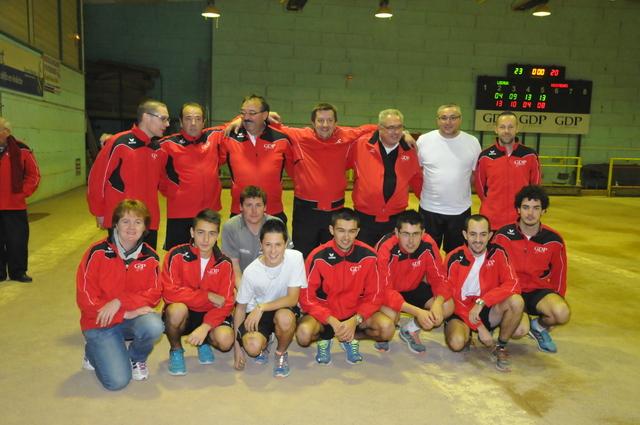 Annonay reçoit Chambéry en National 3