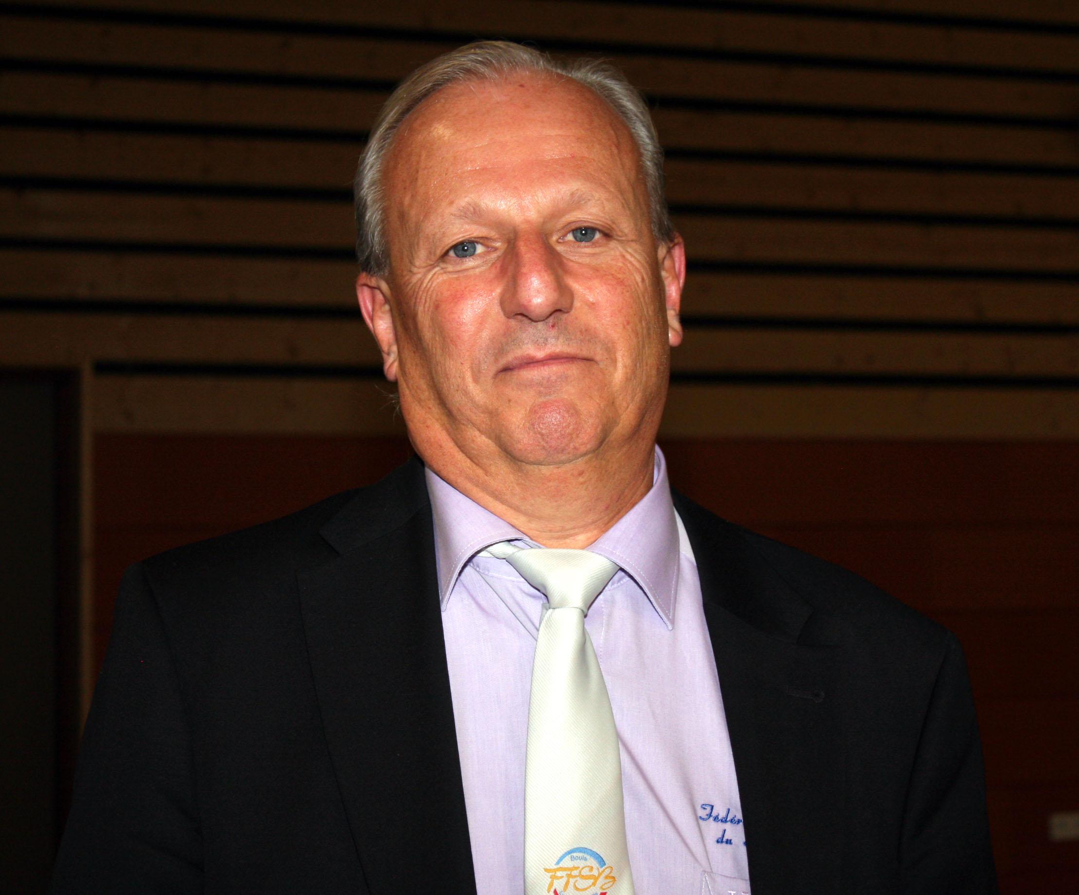 Communiqué du président de la FFSB, Philippe Coquet