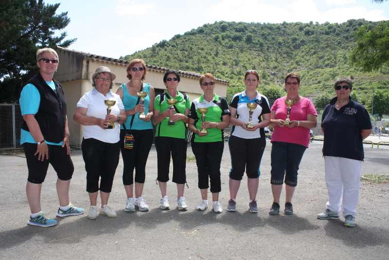 Fem'point, six qualifiées pour le Rhône-Alpes