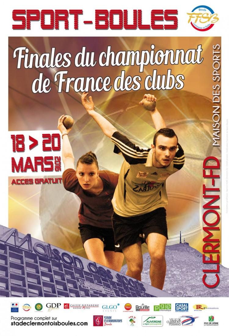 Exposition de boules à Clermont-Ferrand