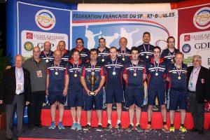 Le Club des Vallées est sous-champion de France