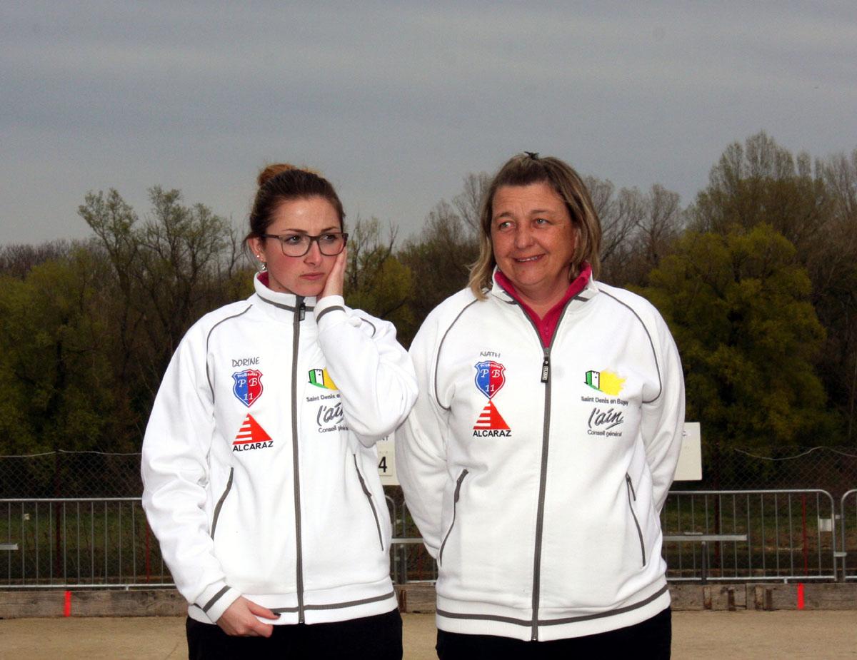 Super 16 féminin à Bourg Saint Andéol