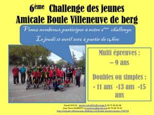 Challenge des jeunes jeudi 21 avril 2016 Villeneuve de Berg 1 copie
