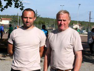 Fabien et Jean-Louis Feroul (Aubenas)