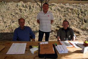 Gilbert Fontanel, René et André Grange, un accueil sympathique pour une table de marque efficace