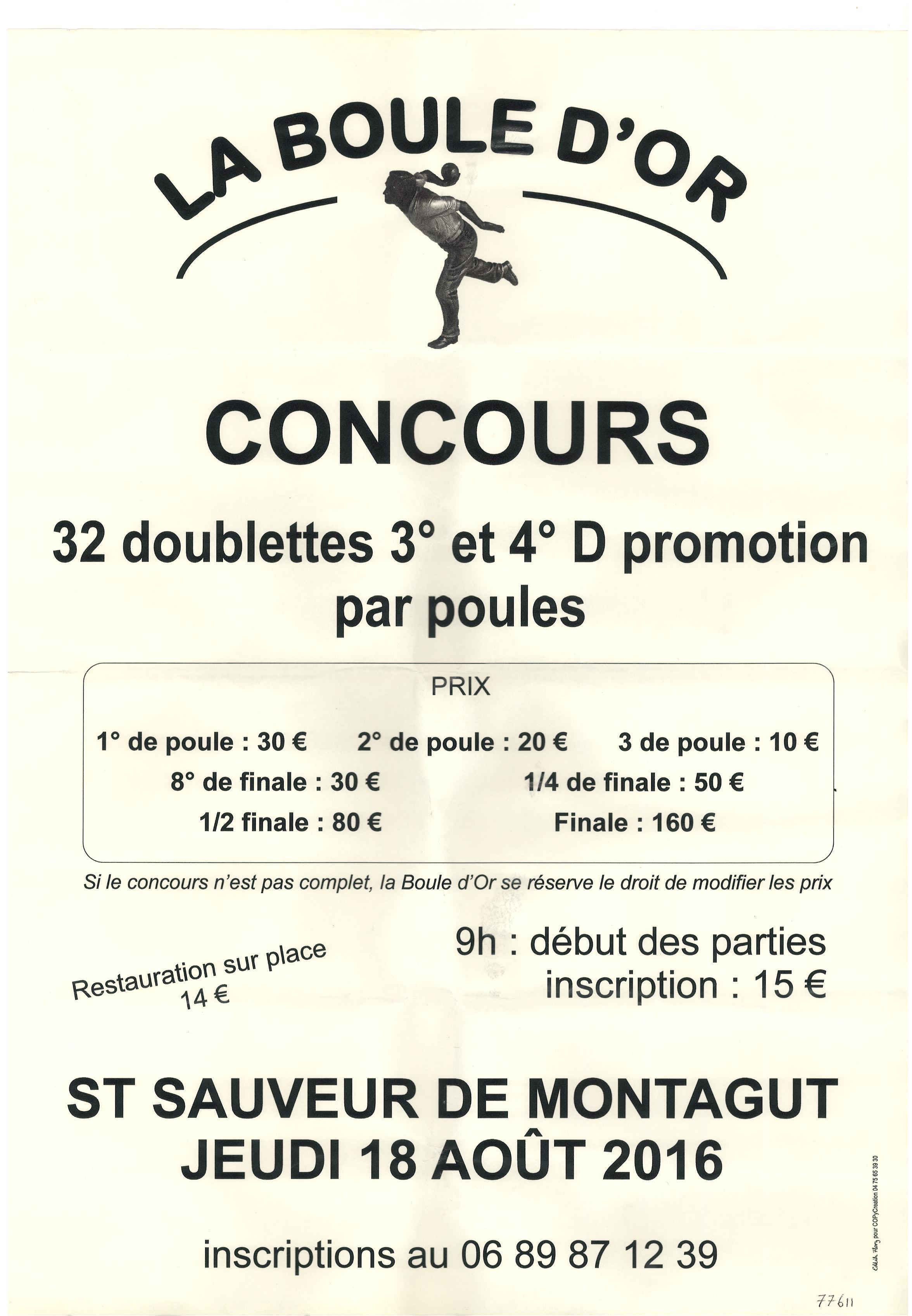 Inscrivez-vous à Saint Sauveur de Montagut