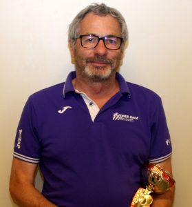 Alain Surmiak a été sacré Champion de l'Ardèche M4 à Lavilledieu le 29 mai