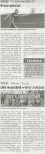 La Tribune du 13 octobre