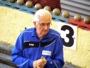 Max lors d'un concours au Cheylard