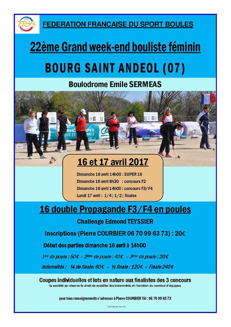Inscrivez-vous à Bourg Saint Andéol