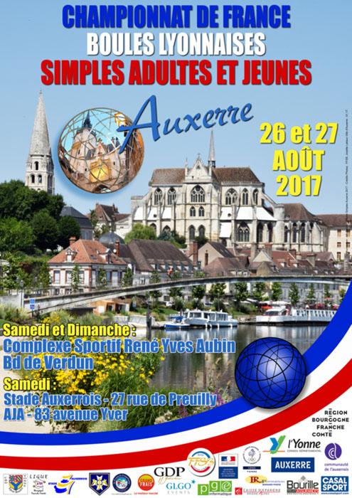 Championnat de France simple