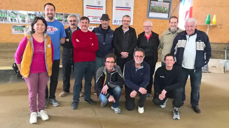 Formation « arbitre local » du secteur d'Annonay