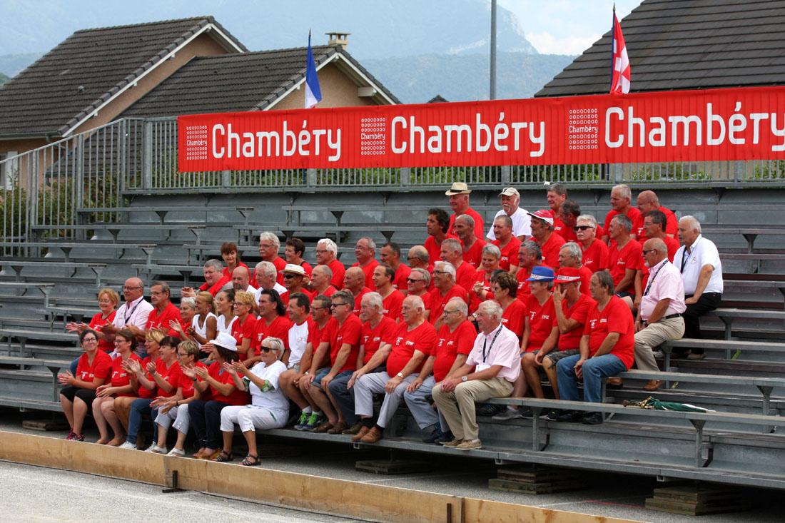 Photos des championnats de France à Chambéry