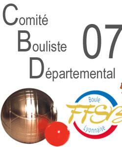 Réunion du Comité Bouliste Départemental