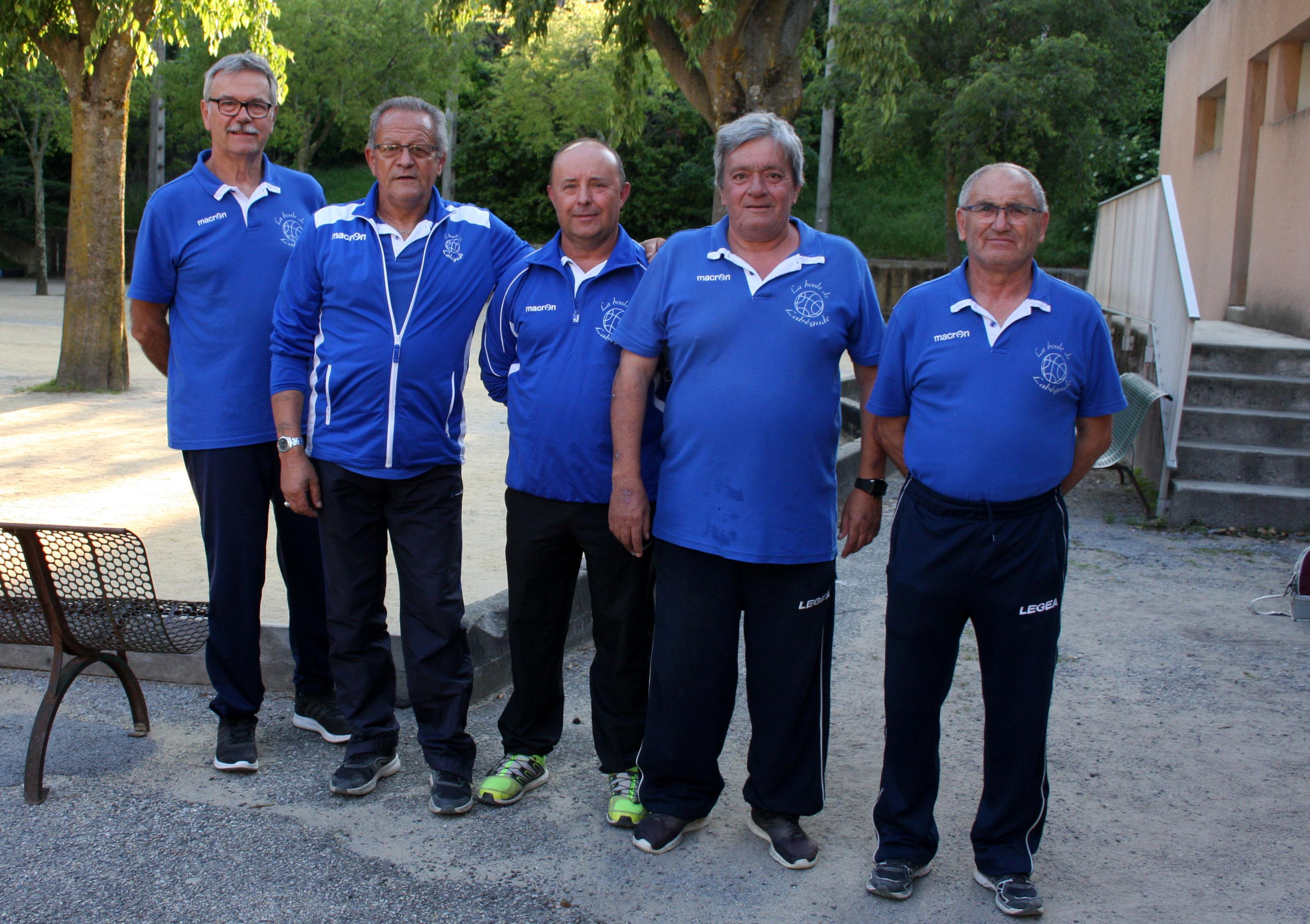 Quatre qualifiés pour le secteur d'Aubenas