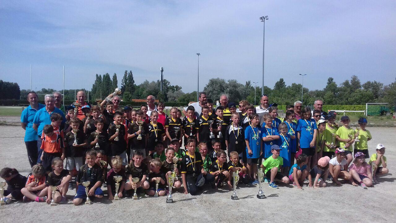 Finales Drôme Ardèche U9, U11 et U13