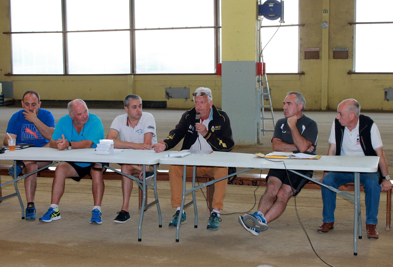 L'organisation des championnats de France vétérans se peaufine au Cheylard