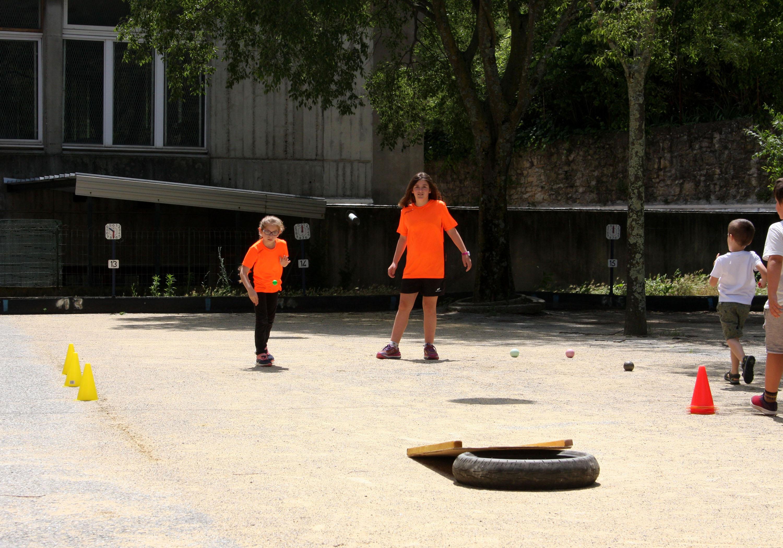 Trêve estivale pour les jeunes boulistes du CFB des Vallées