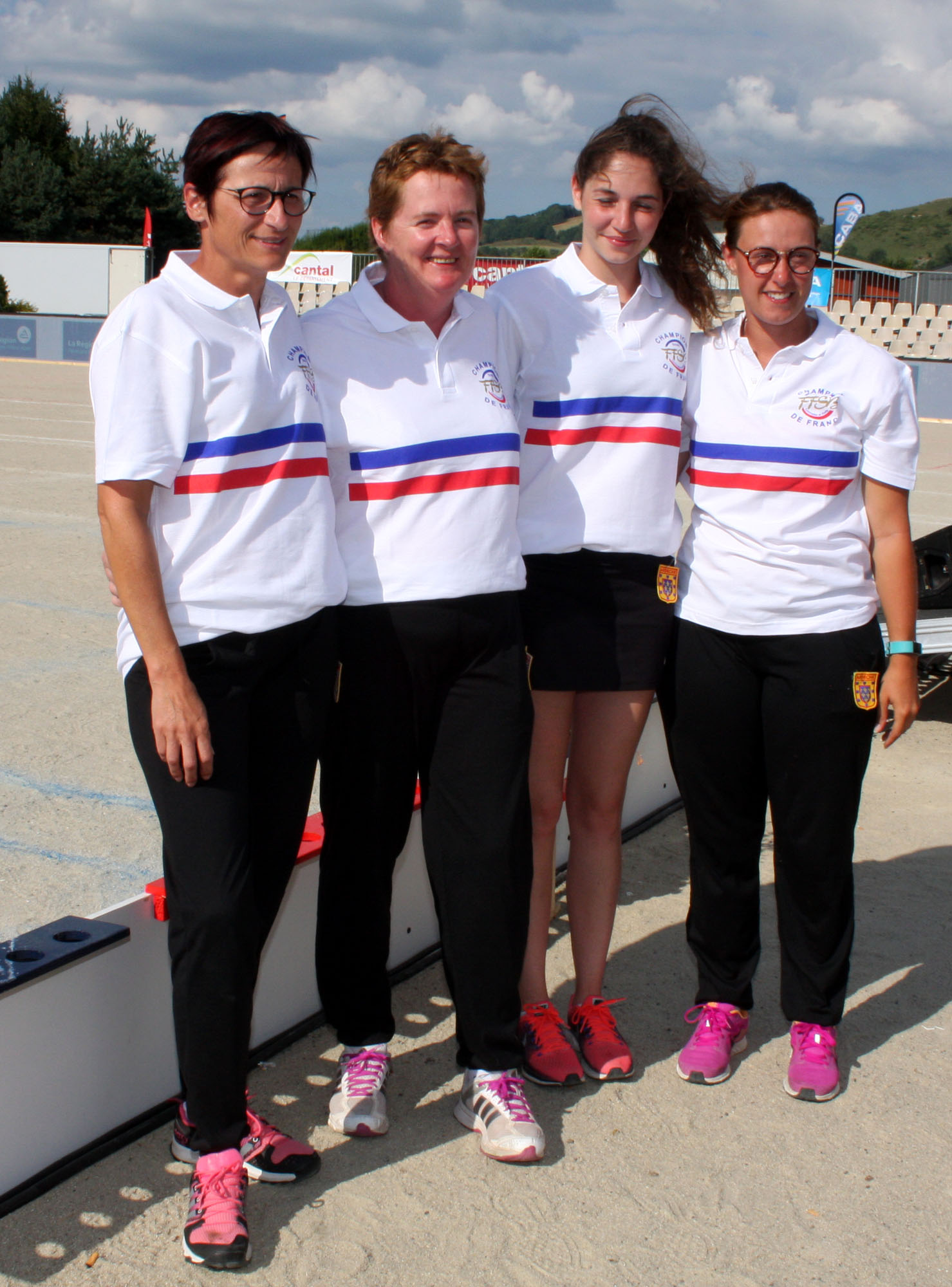 Retour photos sur la belle aventure des championnes de France