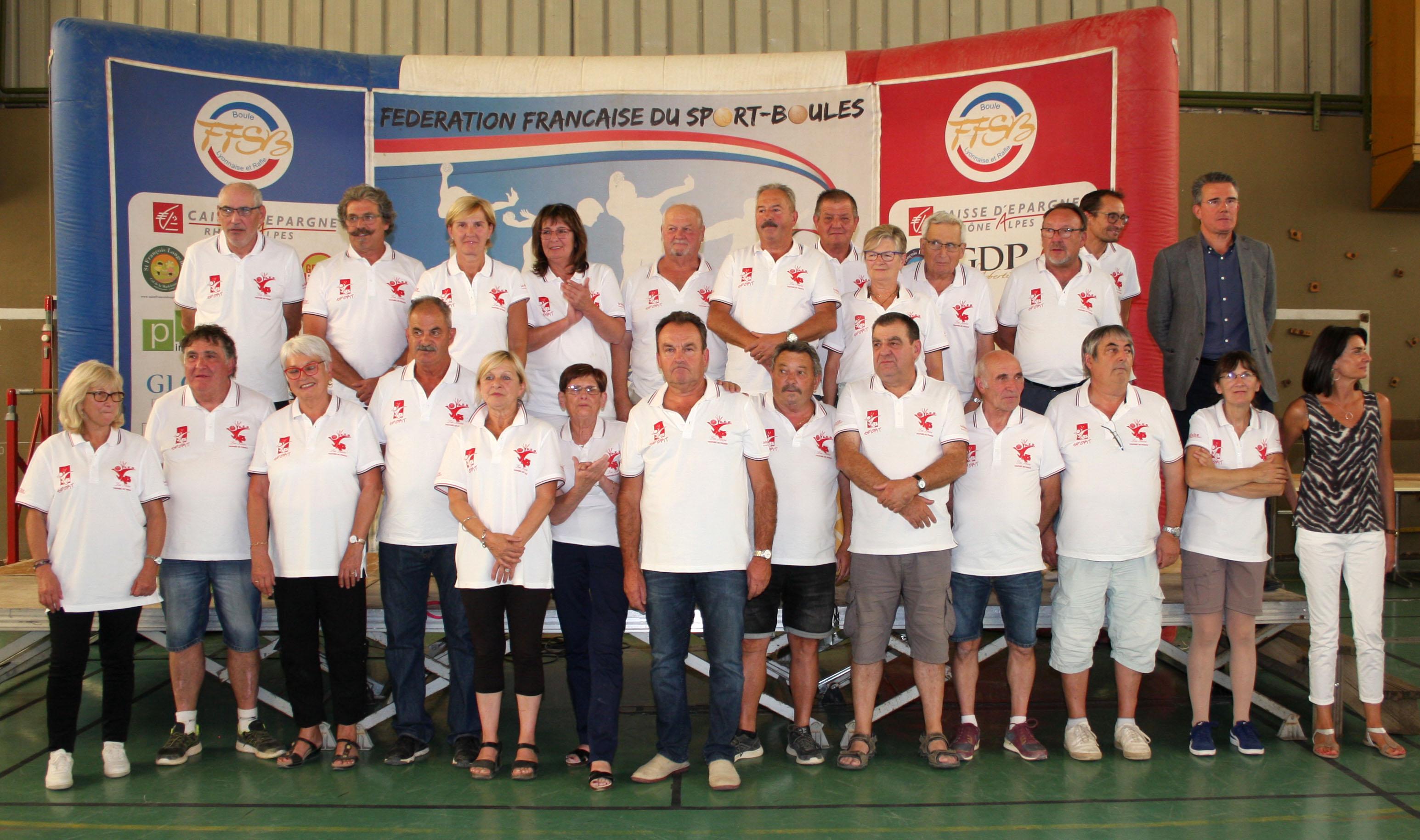 La belle organisation du Trophée de France