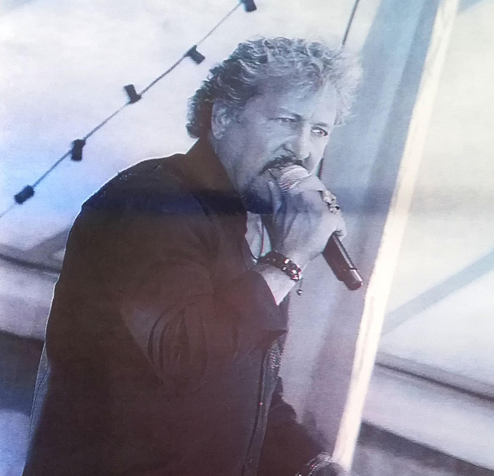 John, Logan au boulodrome de Lamastre