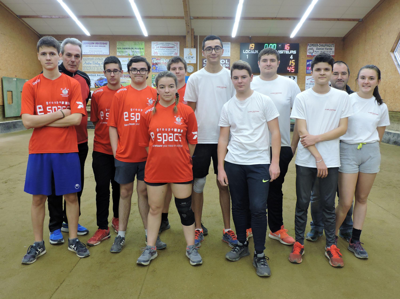Le club Haut Vivarais s'impose devant La Valloire
