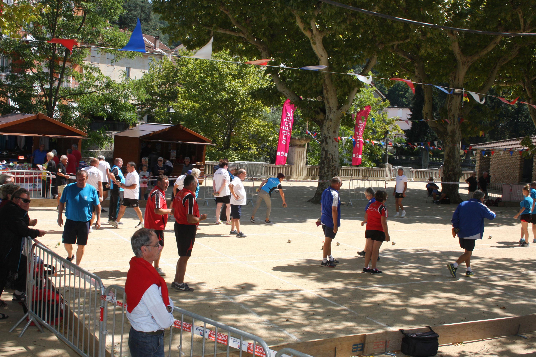 Le Trophée de France revient à Vals les Bains