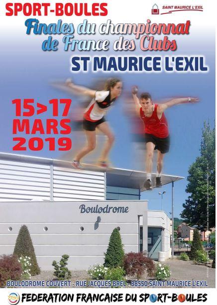 Finales des Championnat de France des clubs sportifs