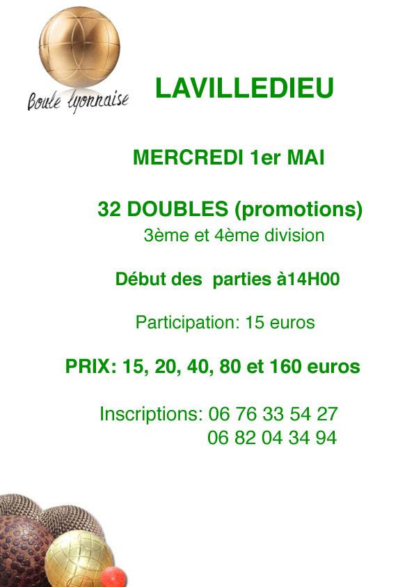 Inscrivez-vous à Lavilledieu