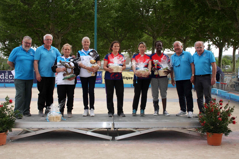 Finaliste l'an dernier, Dumerger remporte le F3-F4 de Bourg Saint Andéol