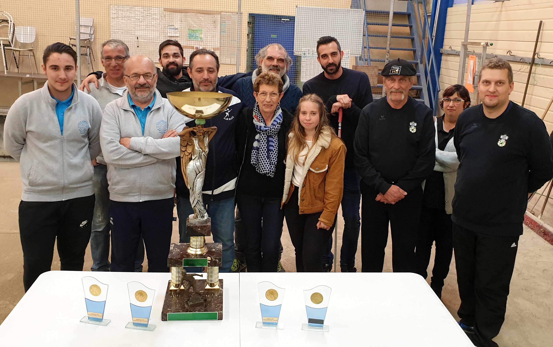 A Baix, Artigaud (Davézieux) remporte le Challenge Alain Miler
