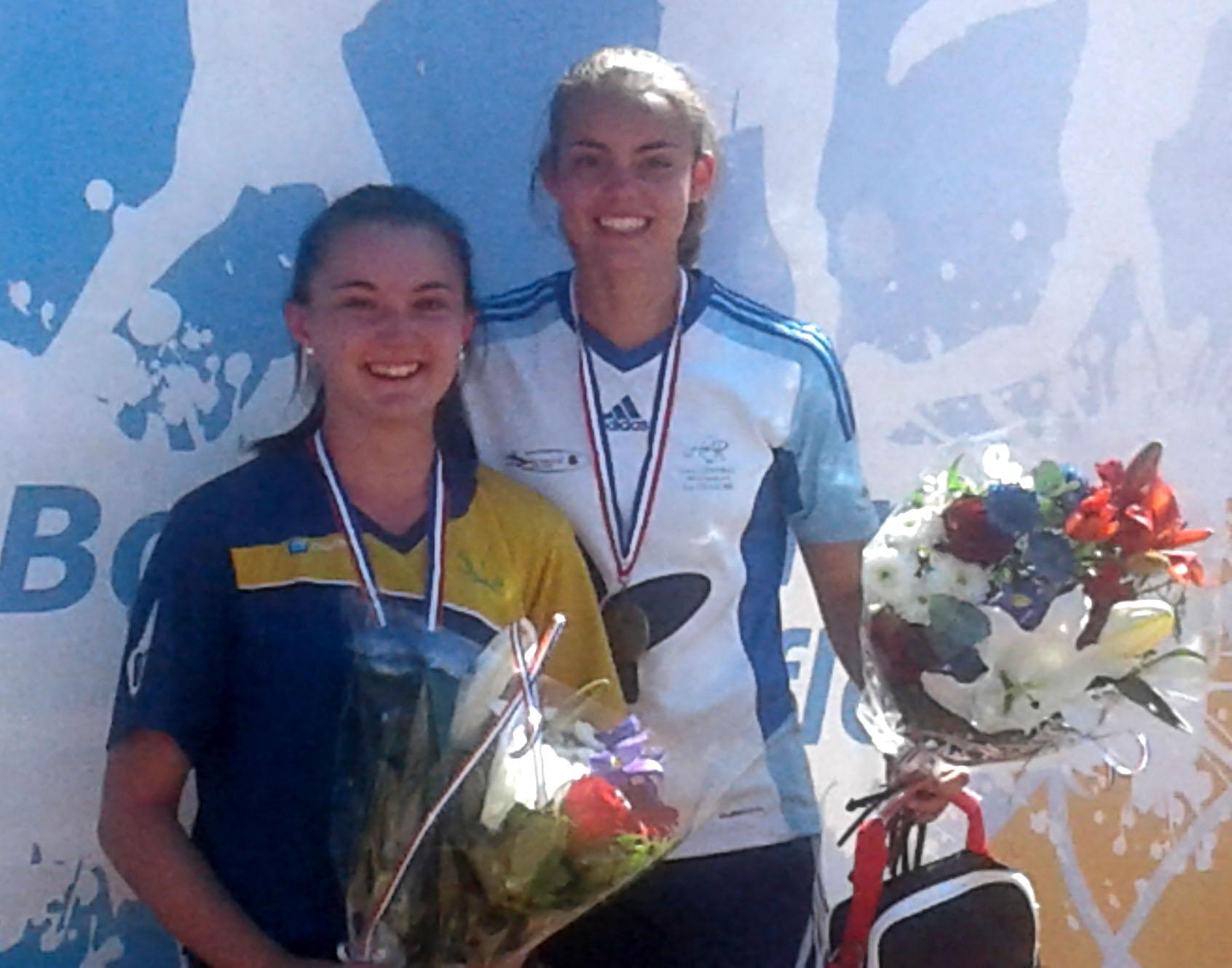 Lauryne Desmartin, finaliste de la Coupe de France