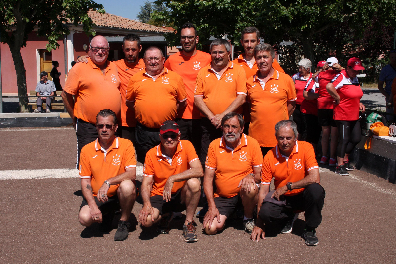 Guilherand-Granges est Champion de l'Ardèche